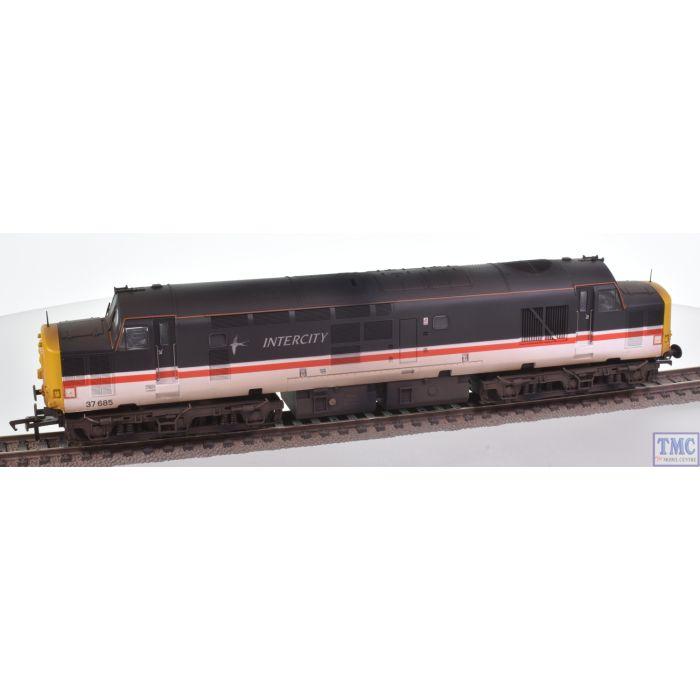 32-392RJ Bachmann OO Gauge Class 37//5 37685 BR InterCity