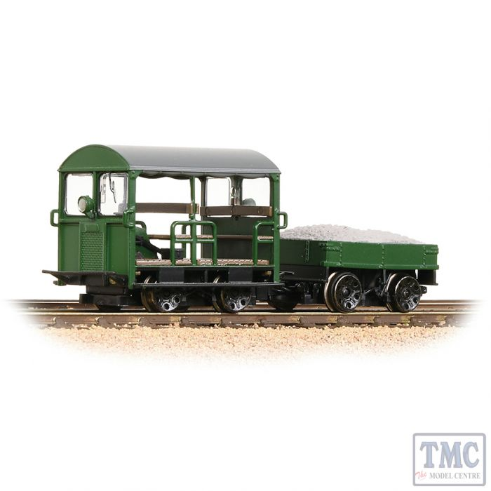 Bachmann 47-567 Coolant Trolley Pack of 4 O Gauge