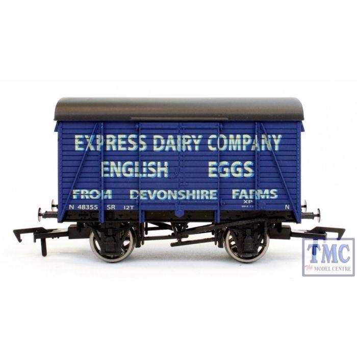 4F-021-102 Dapol OO GaugeBox Van Devonshire Eggs 48355
