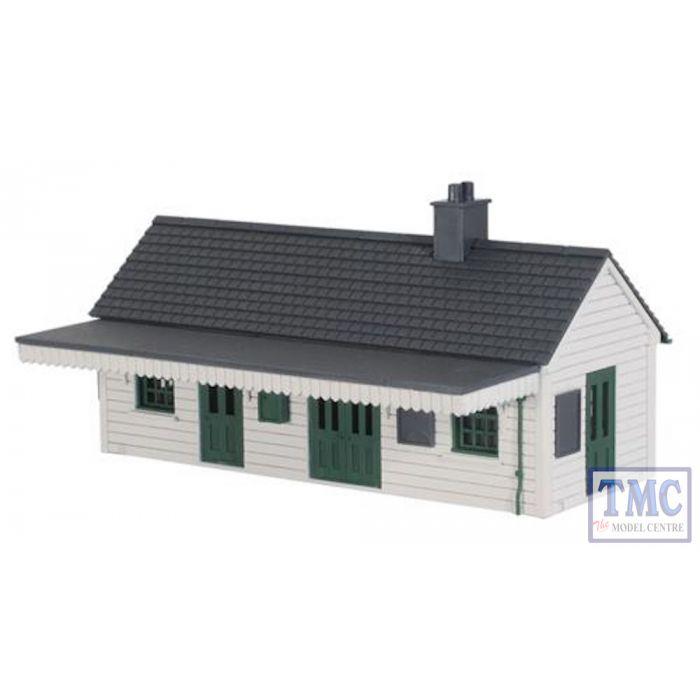 LK-200 Peco OO Gauge Wooden Station Building Plastic Kit