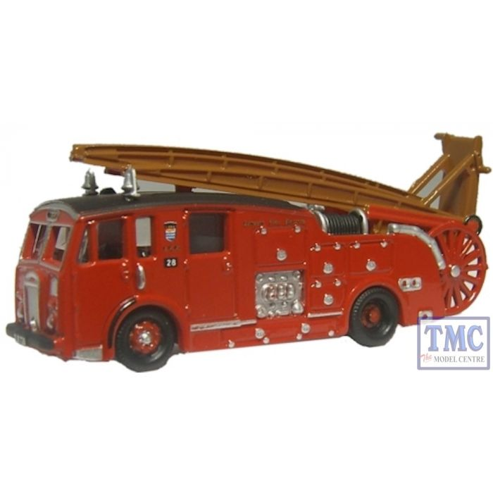 Oxford NDEN005 N Gauge 1//148 Scale Dennis F12 Fire Engine Glasgow Brigade