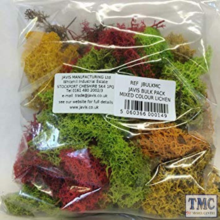 Javis lichen bulk pack mix JBULKMC