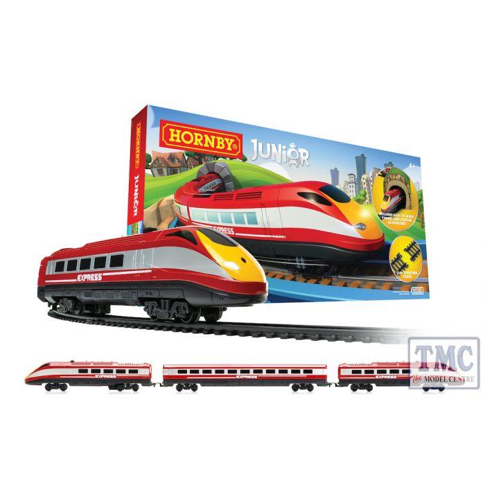 R1215 Hornby OO Gauge Junior Express Train Set