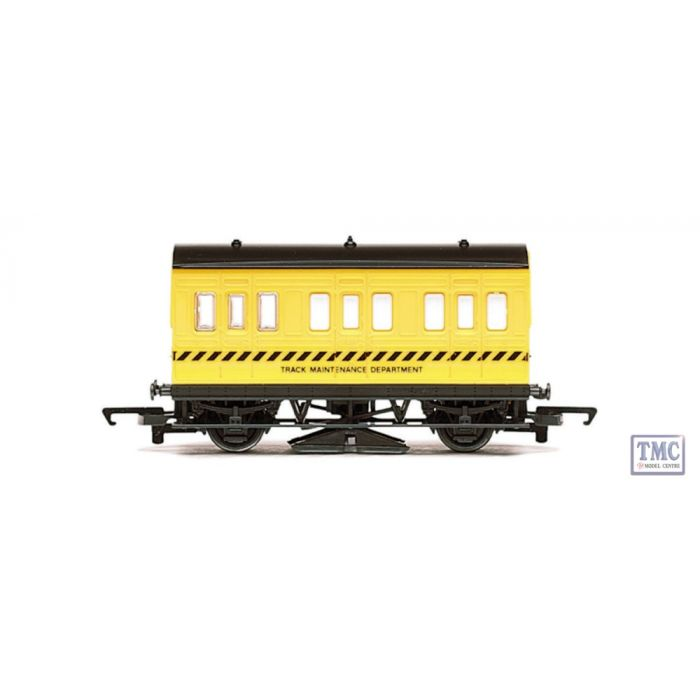 Hornby R296 Track Cleaning 00 Gauge Coach Rolling Stock