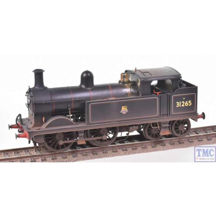 R3631 Hornby OO Gauge Early BR Black Wainwright H Class Loco 31265 DCC Ready New