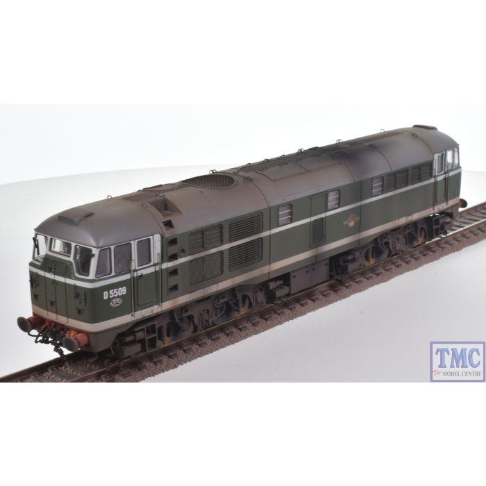 Era 6 HORNBY Loco R3661 BR Class 31 A1A-A1A D5509