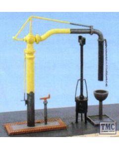 212 Ratio Water Crane & Fire Devil N Gauge Plastic Kit