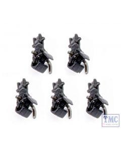 2A-000-011 Dapol N Gauge Magnetic Coupling Short Arm (5 Pairs)