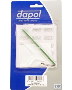 2A-000-041 Dapol N Gauge Light Bar Warm White