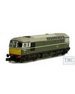 2D-001-006 Dapol N Gauge Class 33/0 33008 Eastleigh Yellow Front