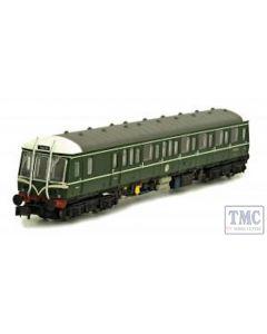 2D-015-004 Dapol N Gauge Class 122 E55012 Preserved BR Green