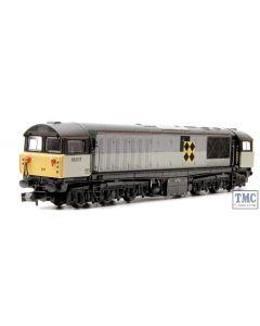 2D-058-003 Dapol N Gauge Class 58 002 'Dowmill Colliery' Railfreight Coal