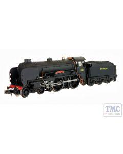 2S-002-007 Dapol N Gauge 30930 Radley Southern Black