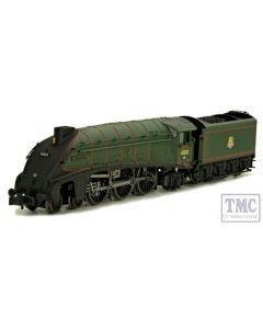 2S-008-015 Dapol N Gauge *A4 60022 Mallard BR Late Green