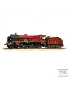 31-215 Bachmann OO Gauge LMS 5XP 'Patriot' 5551 'The Unknown Warrior' LMS Lined Crimson