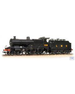 31-931 Bachmann OO Gauge Midland Compound 4-4-0 no.1189 LMS Black
