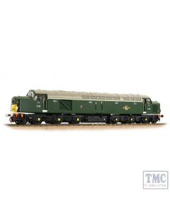32-487 Bachmann OO Gauge Class 40 Disc Headcode D213 'Andania' BR Green (Small Yellow Panels)