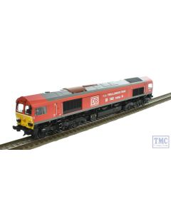 32-738Z Bachmann OO Gauge Class 66 66136 YIWU-LONDON DB Livery TMC Limited Edition