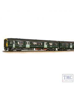 32-940 Bachmann OO Gauge Class 150/2 2-Car DMU 150232 GWR Green (FirstGroup) - Includes Passenger Figures
