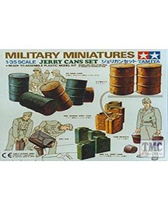35026 Tamiya 1:35 Scale Jerry Cans