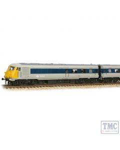 371-742 Graham Farish N Gauge BR 'Western Pullman' 6-Car DEMU BR Grey & Blue