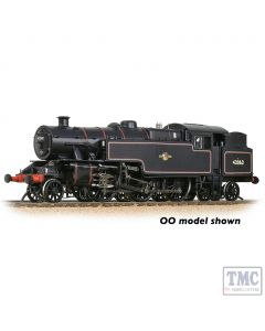 372-755 Graham Farish N Gauge LMS Fairburn Tank 42062 BR Lined Black (Late Crest)