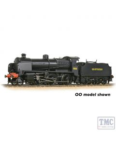 372-936 Graham Farish N Gauge SE&CR N Class 1860 SR Black (Sunshine)