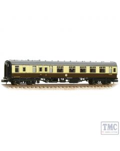 374-082A Graham Farish N Gauge BR Mk1 BCK Brake Composite Corridor BR (WR) Chocolate & Cream