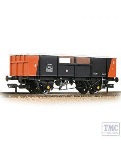 38-087A Bachmann OO Gauge BR MKA 'Limpet' Open Wagon Loadhaul