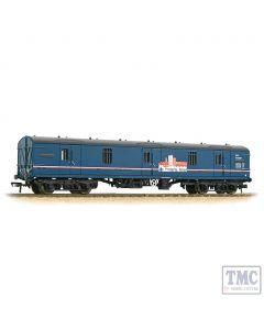 39-277A Bachmann OO Gauge BR Mk1 GUV General Utility Van BR Blue 'Property Board'