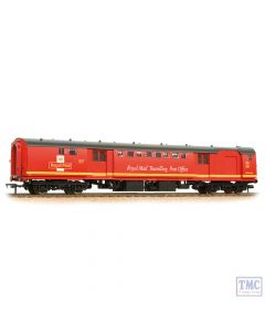 39-422 Bachmann OO Gauge BR Mk1 POS Post Office Sorting Van Royal Mail Travelling Post Office