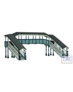42-0061 Scenecraft N Gauge Twin Track Footbridge
