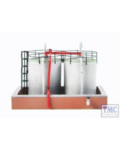 42-016 Scenecraft N Gauge Fuel Storage Tanks