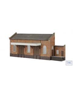 42-238 Scenecraft N Gauge Low Relief Goods Loading Canopy