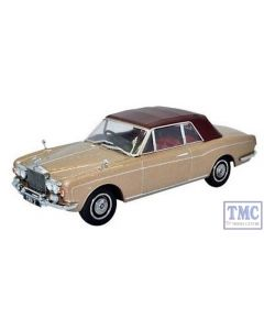 43RRC002 Oxford Diecast O Gauge Rolls Royce Corniche Conv. (Closed) Persian Sand