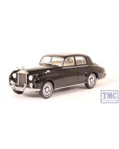 43RSC002 Oxford Diecast O Gauge Rolls Royce Silver Cloud I Black
