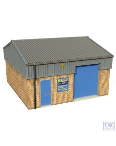 44-0090 Scenecraft OO Gauge Small Industrial unit