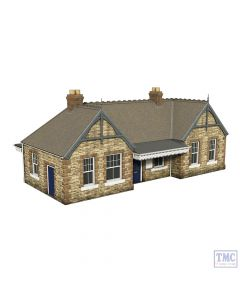 44-0095 Scenecraft OO Gauge Stone Booking Hall