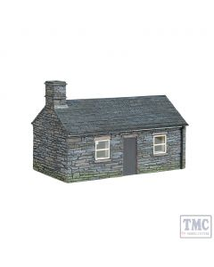44-0108 Scenecraft OO Gauge Narrow Gauge Slate Worker's Cottage