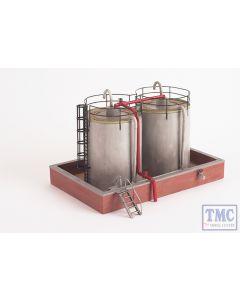 44-016 Scenecraft OO Gauge Fuel Storage Tanks