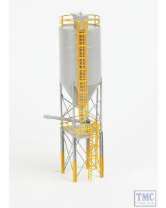 44-054 OO Gauge Scenecraft Industrial Silo