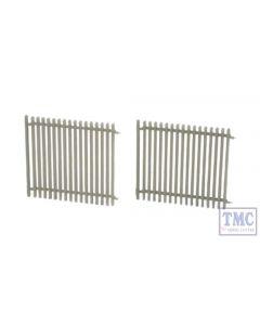 44-505 Scenecraft OO Gauge Security Fence (x10)