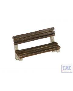 44-514 Scenecraft OO Gauge Benches (x4)