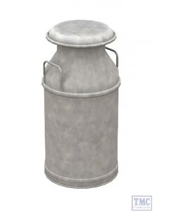 44-521 Scenecraft OO Gauge Milk Churns (x10)