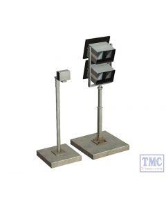 44-573 Scenecraft OO Gauge Platform Monitors and Cameras