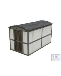 44-587 OO Gauge Scenecraft Fibre Board Hut