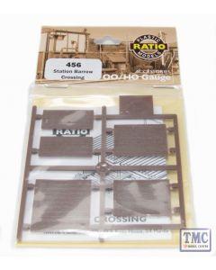 456 Ratio Station Barrow Crossing OO Gauge Plastic Kit