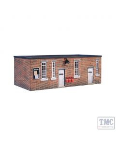 47-0054 Scenecraft O Gauge O Gauge Depot Mess Room