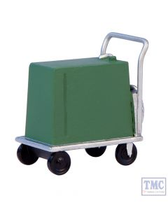 47-567 Scenecraft O Gauge Coolant Trolleys x 4