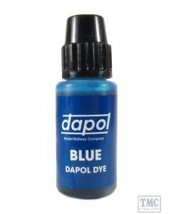 4A-000-005 Dapol OO Gauge Dye for Modelling Water Blue